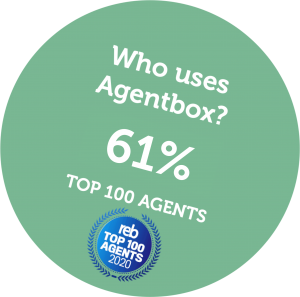 61% Top 100 use Agentbox